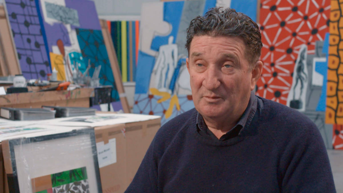 Bruce McLean interview