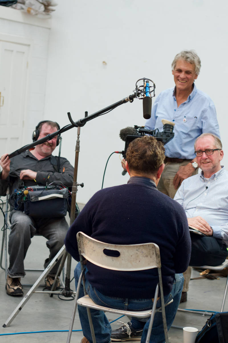 Bruce Mclean interview with Director, Tom McInnes