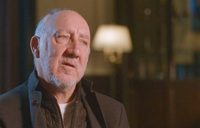Pete Townshend interview