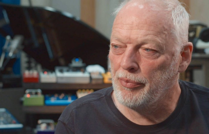David Gilmour interview