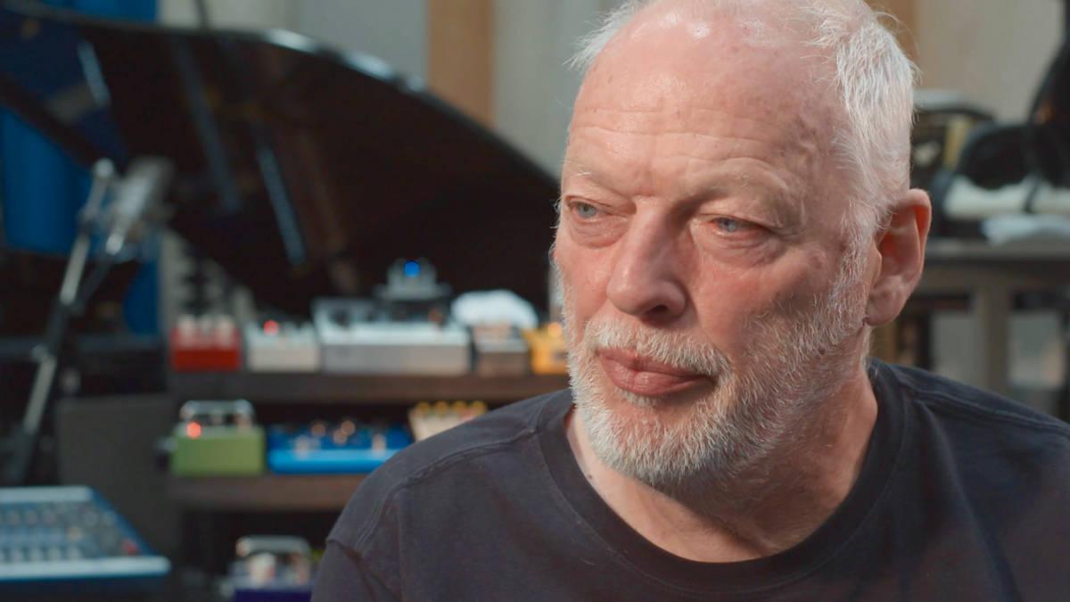 David Gilmour interview