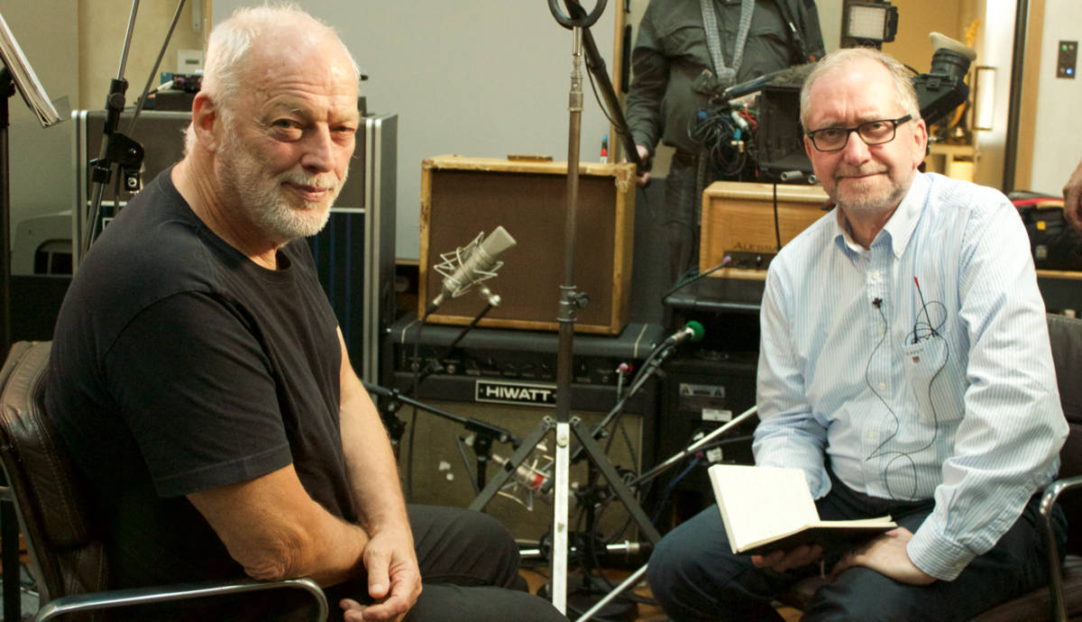 David Gilmour interview with Director, Tom McInnes