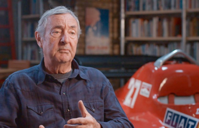 Nick Mason interview