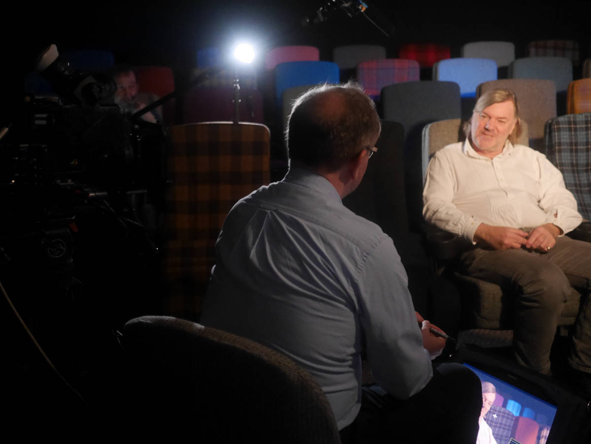 Stephen Weeks interview