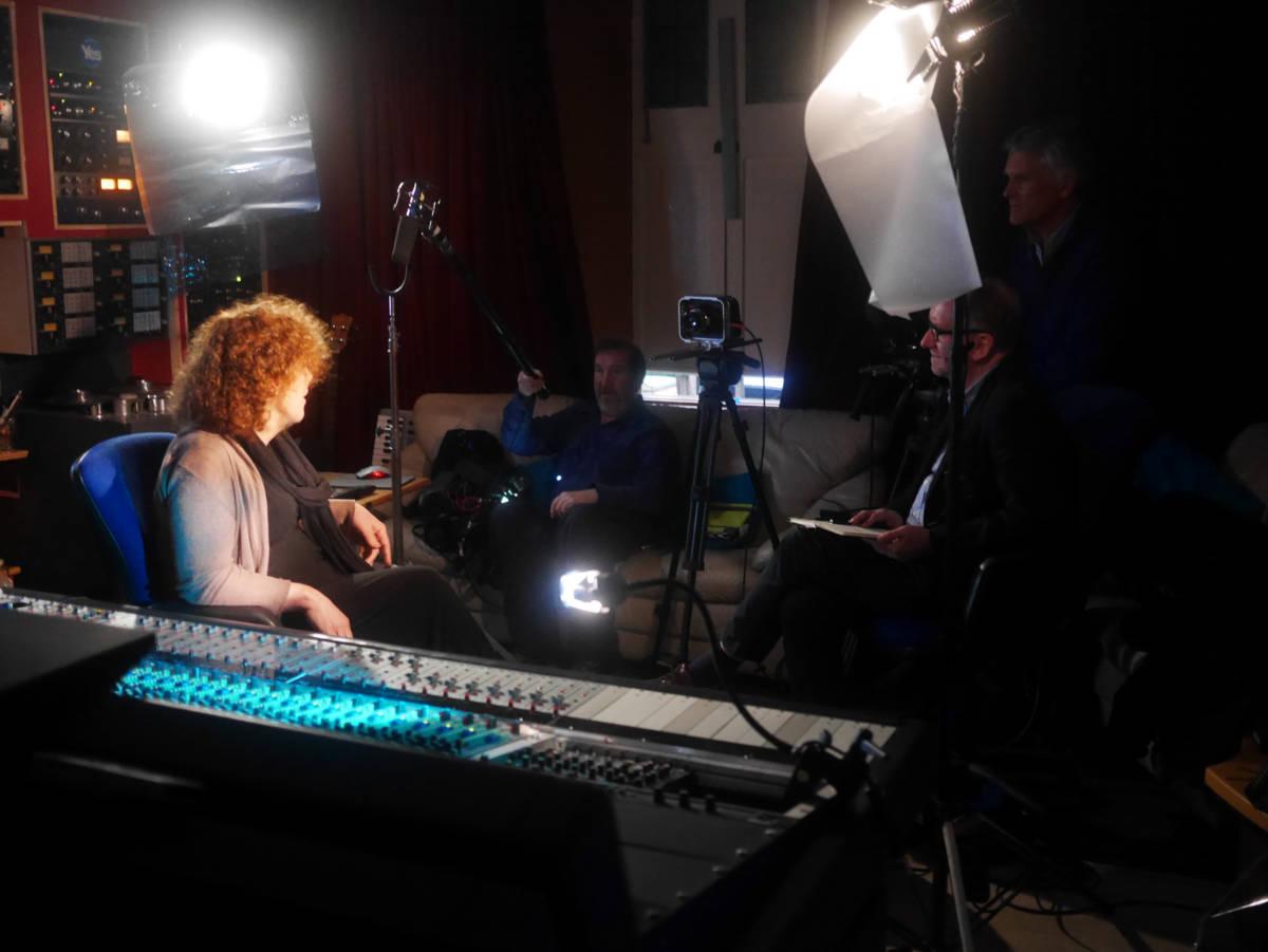 Bridget St John interview