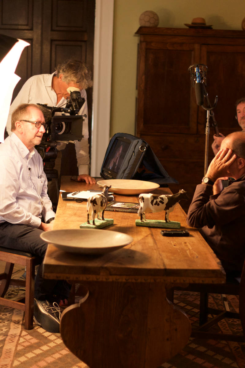 Michael Dempsey interview with Director, Tom McInnes