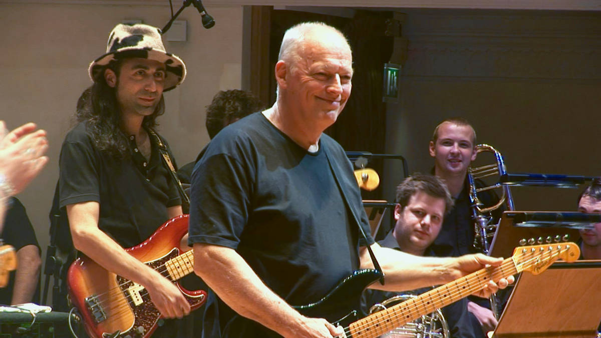 David Gilmour Cadogan Hall 2008